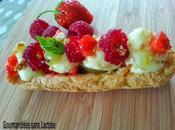 Eclairs Fruits Mousse Citron Vert sans Lactose