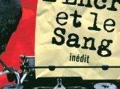 L'encre sang, Franck Thilliez Laurent Scalese