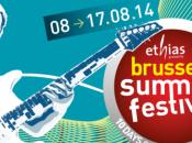 Brussels Summer Festival (BSF) l'événement musical majeur l'été Buxelles. festival découvrir cœur ville.