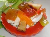 Tarte gaspacho