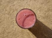 Recette semaine Smoothie fraise banane