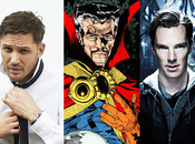 "MOVIE Hardy Benedict Cumberbatch casting prochain Marvel ""Doctor Strange"""