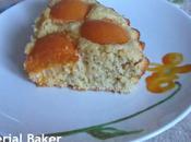 Gâteau léger abricot, noix coco rhum (sans gluten)