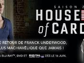 House Cards coffrets Blu-Ray juin