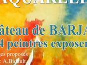 2ème salon d'aquarelle Barjac (Gard)