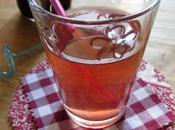 Sirop cerises parfumé badiane pâte fruit cerise