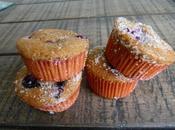 Muffins Cerises-Canelle...
