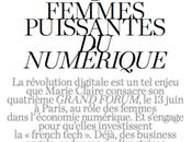femmes puissantes numérique, Marie Claire