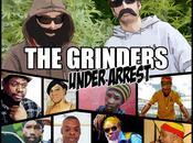 Grinders-Under Arrest-Down Bush Records-2014.