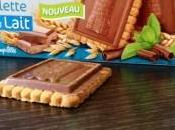 Biscuit Tablette Chocolat Lait Gayelord Hauser