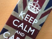 Test Coque iPhone 4/4s Keep Calm Carry