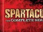 Spartacus L'intégrale série Blu-ray