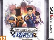 moment: Professeur Layton Phoenix Wright