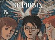 Rowling Harry Potter ordre Phénix