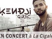 Kendji Girac: premières dates tournée!