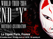 「BABYMETAL WORLD TOUR 2014」 Retour concert Paris, juillet 2014