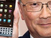 BlackBerry Passport fuite