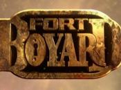 Fort Boyard samedi juillet 2014