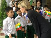 L'Australie accorde aide millions dollars Birmanie pour développer système éducatif