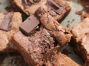 Brownies chocolat sans matières grasses existe