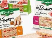 mieux dans coupe monde foot sont plateaux Sandwichs Fleury Michon
