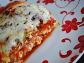 Lasagne sans pâte courgette Ricotta