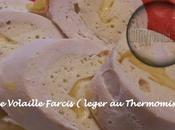Filet Volaille Farci leger Thermomix