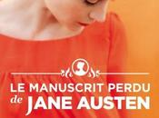 manuscrit perdu Jane Austen Syrie James
