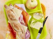 Cantal AOP, Inspiration Sandwich Jambon, beurre, Entre Deux