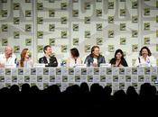 Présence acteurs d'Outlander lors Comic-Con