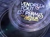 Audiences Vendredi tout permis tête, France deuxième!