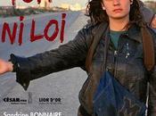 mercredi juillet dimanche août 2014, cinéma Zola Sans toit d'Agnès Varda