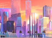 Moonbeam City: prochaine série totalement 80′s