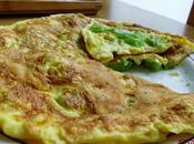 Omelette kugua (courge amère) 苦瓜煎蛋 kǔguā jiāndàn