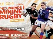 Coupe Monde féminine rugby: France l'honneur!