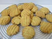 Biscuits maïs pavot
