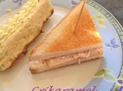 Terrine poulet l'indienne club sandwich dinde fromage frais