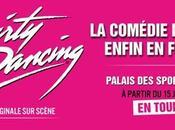 Dirty Dancing comédie musicale part tournée