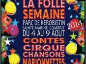 folle semaine Sainte Marine