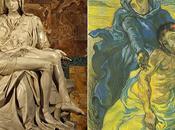 HISTORY modern Pietà, Jane Badler Harry Hains