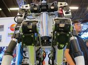COGIBOT présente UXA90, plateforme humanoide Teen Size RoboBuilder