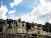weekend châteaux Ussé