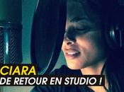 Ciara studio avec Luke pour prochain album