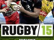 Rugby dévoile jaquette France Benelux