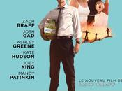 rôle nouveau film Zach Braff cinéma août.