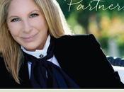 Quels sont partenaires Barbra Streisand nouvel album?
