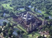 au-dessus d'Angkor