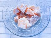 Melon lait coco