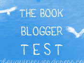 {Tag} Book Blogger Test