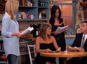 Retrouvailles avec Rachel, Monica Phoebe Friends… plus tard